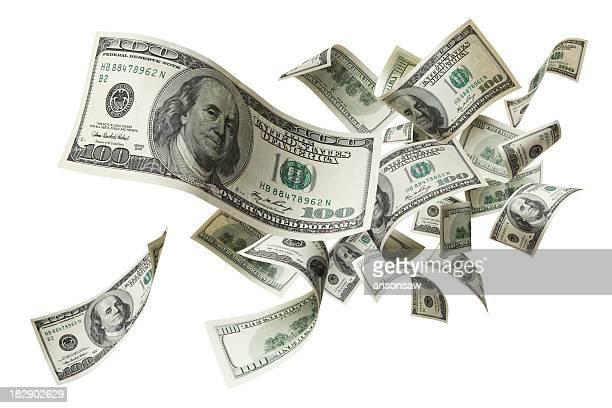 Fliegen Geld
