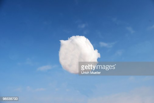 Flying snowball