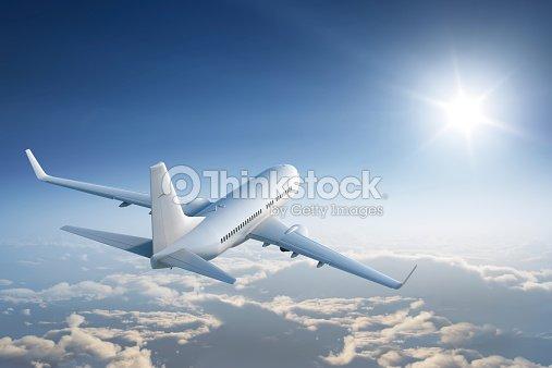 Fliegen in der Sonne : Stock-Foto