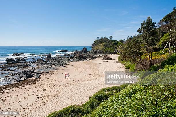 Flynns Beach.