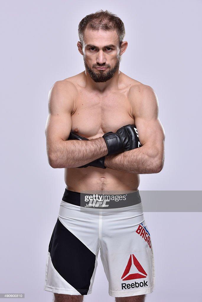 UFC Fighter Portraits - 2015
