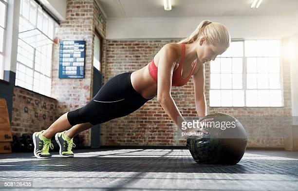 Fokussiert auf Ihr Training
