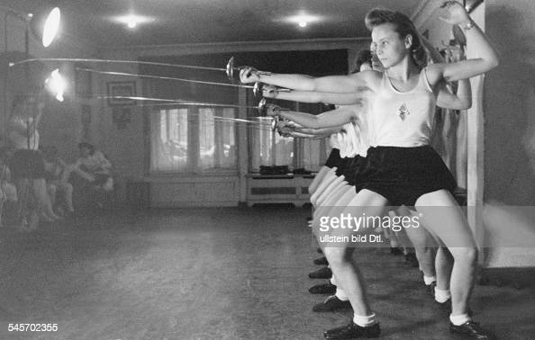 Germany Sport In The Third Reich Pictures Getty Images