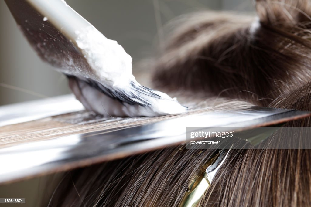 Foil Highlights : Stock Photo