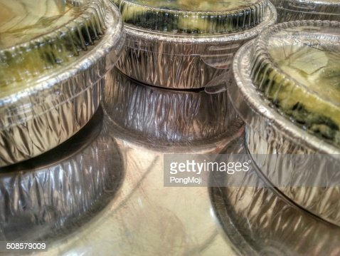 Foil Reflections : Stock Photo
