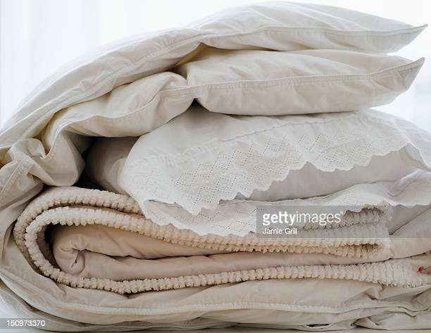 Folded bedding