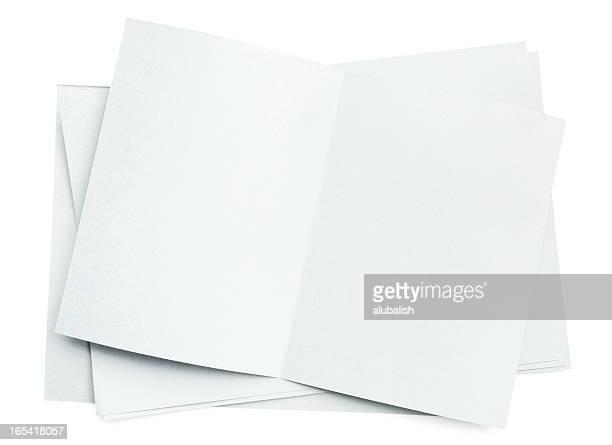 Gefaltete Papier