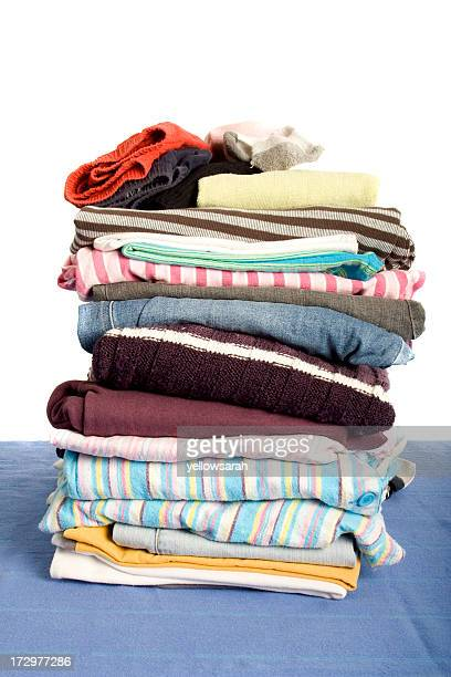 Folded Washing