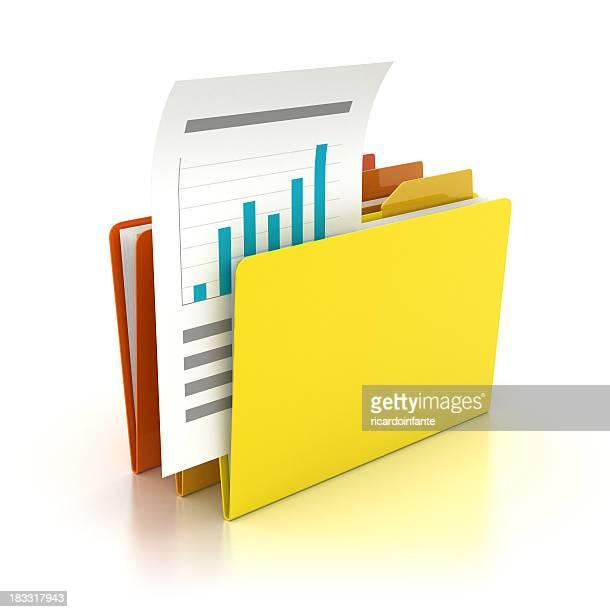 Folder - Height Chart