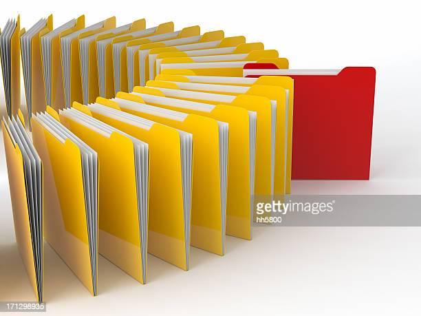 Dossiers et de fichiers