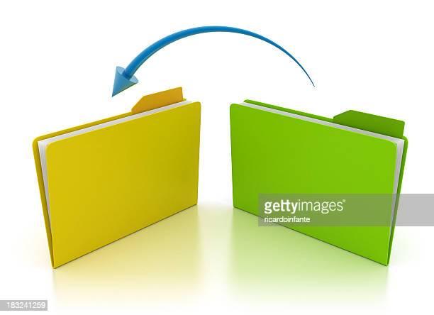 Folders - File Transfer