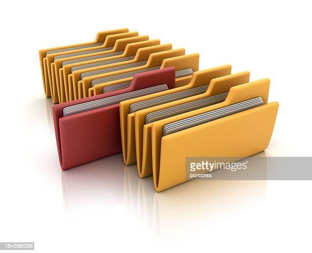 3 D dossier