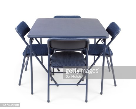 Card Table Stock Photos And Pictures Getty Images