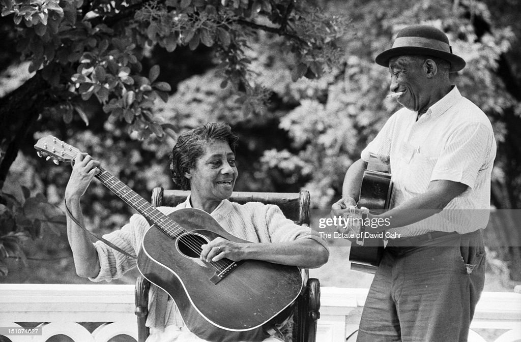 Elizabeth Cotton & Mississippi John Hurt