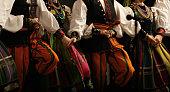 Folk dance, folk festival.