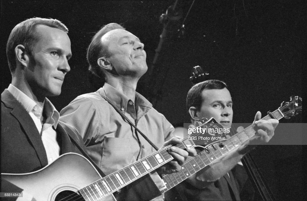 "CBS's ""The Smothers Brothers Comedy Hour"""