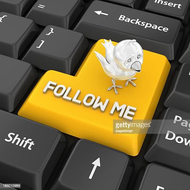 follow me enter key
