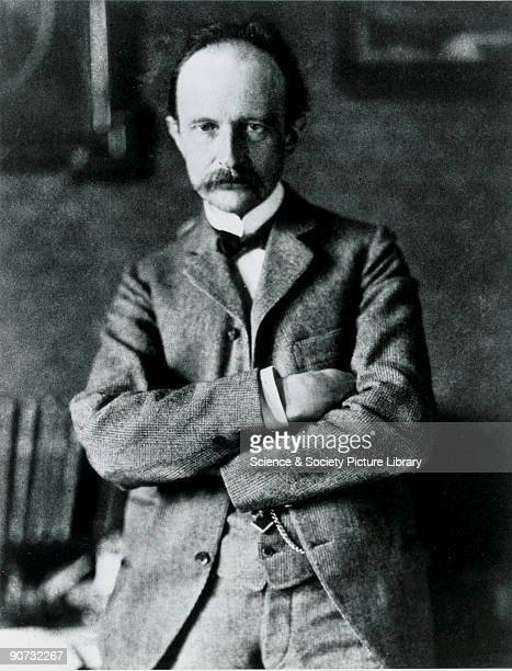 Following his abandonment of classical physical principles Max Planck introduced the hypothesis that oscillating atoms absorb and emit energy only in...