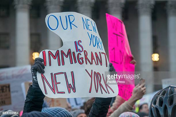 Following the issuance of an Executive Order by US President Donald J Trump and subsequent public backlash and emergency stay issued by Eastern...
