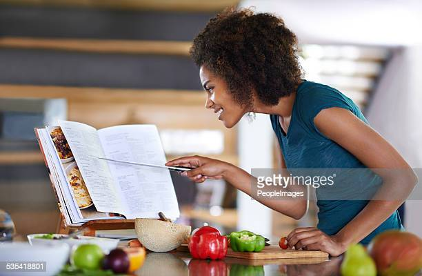 Suivant la recette pour la lettre