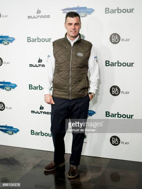 Fonsi Nieto during Land Rover Discovery Challenge 8th Edition on June 21 2017 in Madrid Spain
