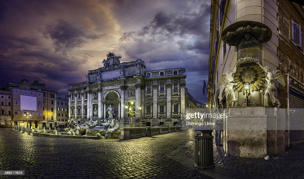 Fontana di Trevi (Rome)