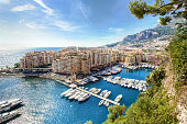 Fontvieille, Monaco, Monaco