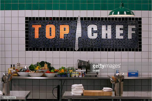 TOP CHEF 'A Foo Fighters Thanksgiving' Episode 503 Pictured Top Chef Kitchen