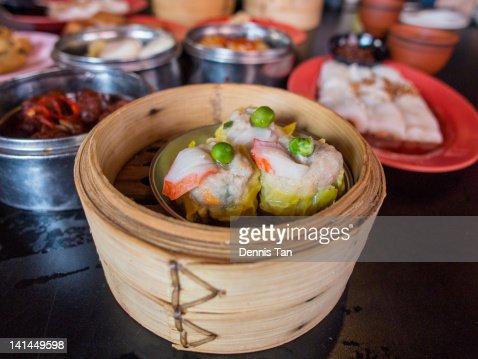 Food at Johor Bahru, Malaysia : Stock Photo