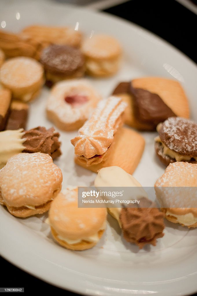 food at wedding reception : Stock Photo