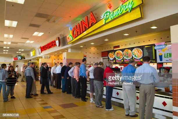 Food Court at Las Vegas Premium Outlets