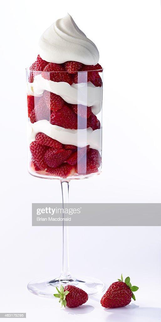 Food Dessert : Stock Photo