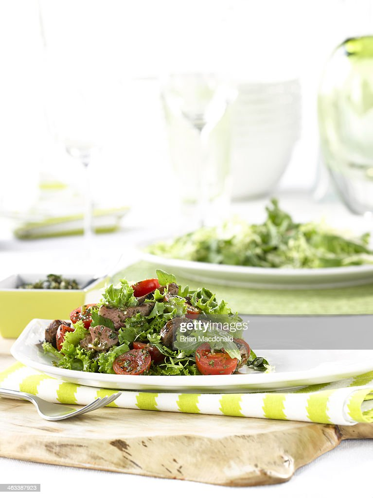 Food Dinner : Stock Photo