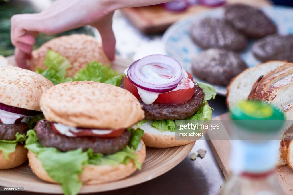 Food for picnic : Foto stock
