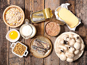 food high in vitamin D