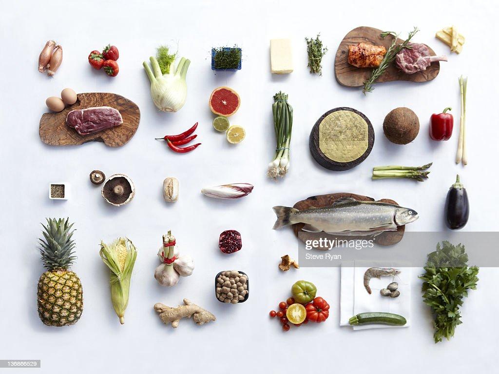 Food Ingredients : Stock Photo