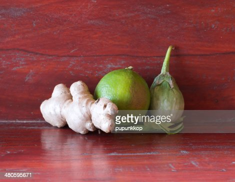 food ingredients : Stock Photo