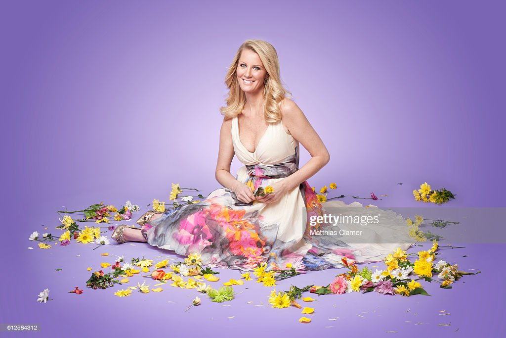 Food Network star and chef Sandra Lee is photographed for Parade Magazine on February 19, 2012.