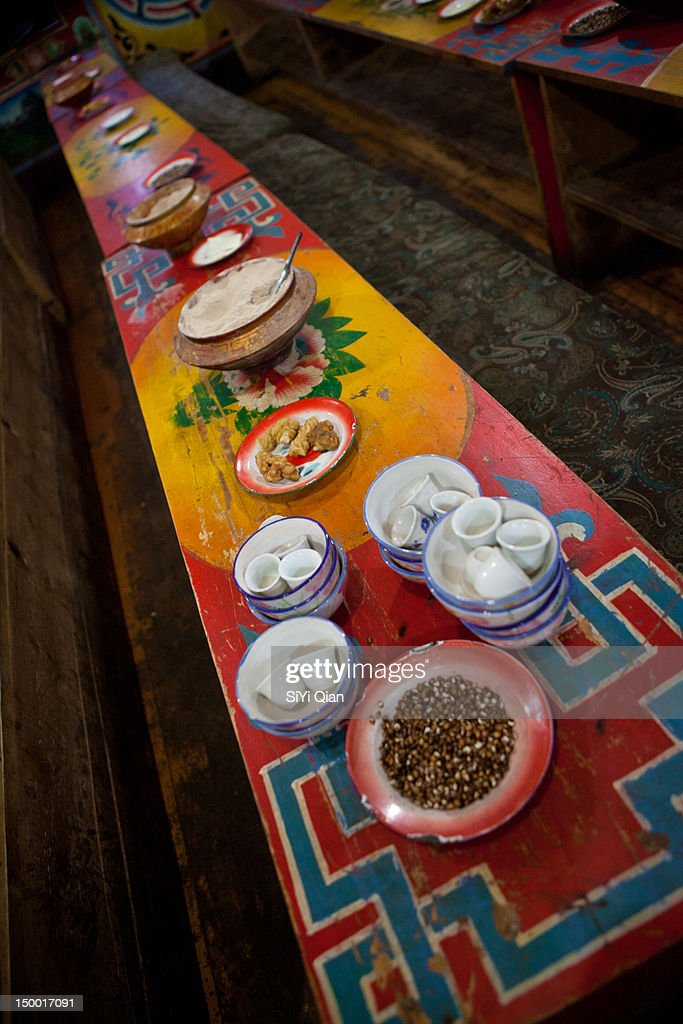 Food on table : Stock Photo