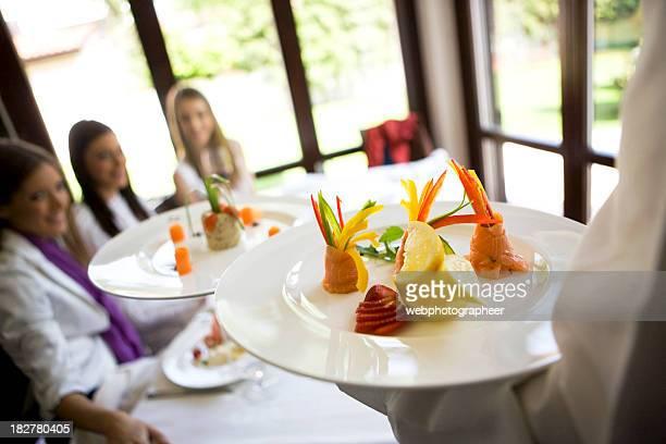 Servant de repas