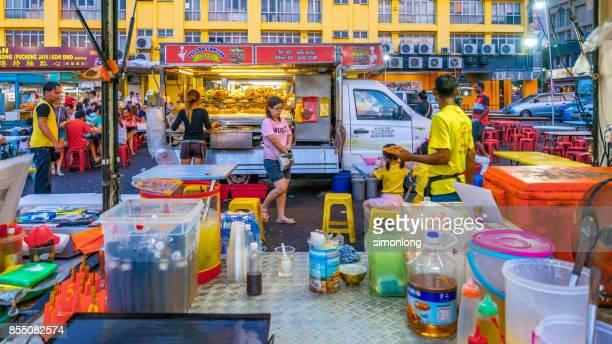 Food Truck in Penang, Malaysia