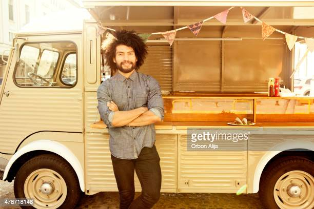 Food truck owner