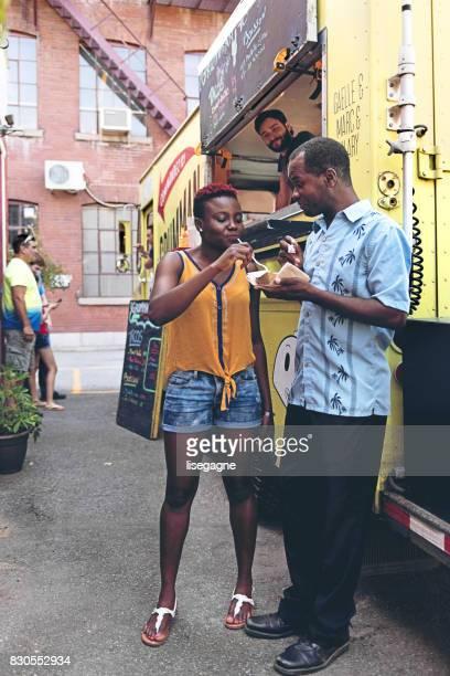 Camiones de alimentos