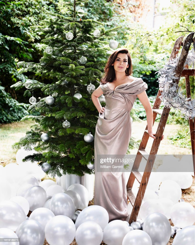 Nigella Lawson, Red magazine UK, December 1, 2010