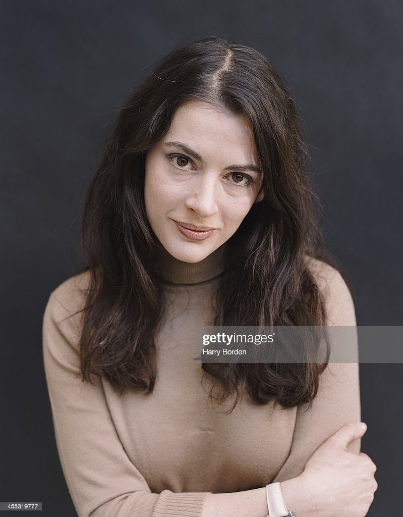 Food writer, journalist and broadcaster <a gi-track='captionPersonalityLinkClicked' href=/galleries/search?phrase=Nigella+Lawson&family=editorial&specificpeople=209173 ng-click='$event.stopPropagation()'>Nigella Lawson</a> is photographed for the Observer on November 6, 2000 in London, England.