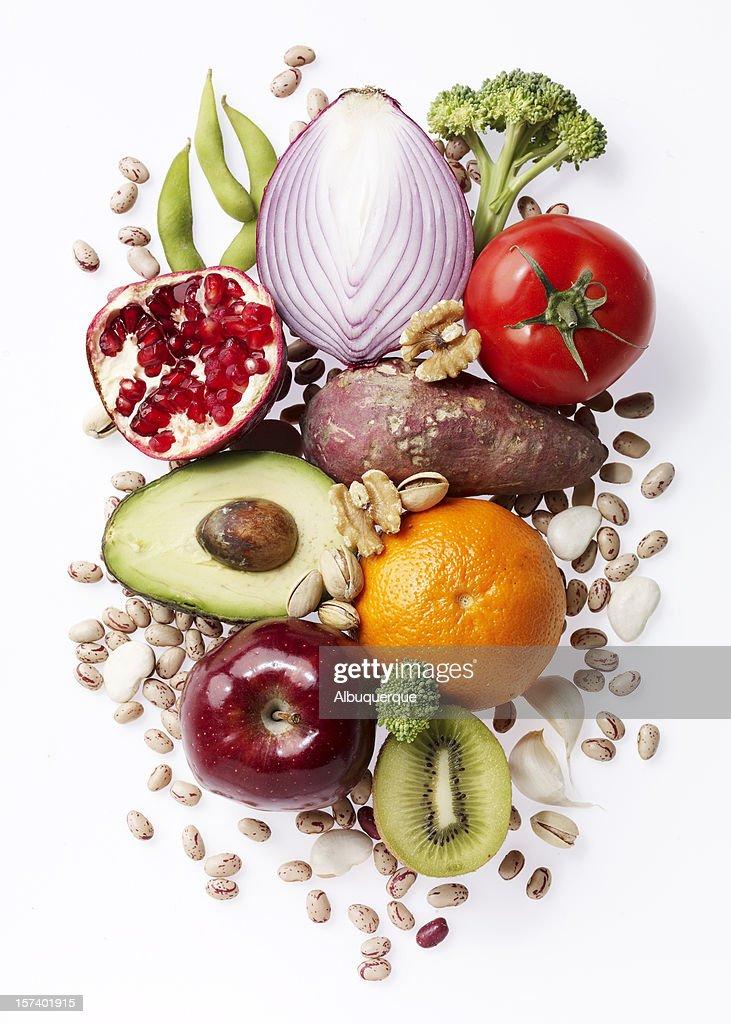 Essen gesunde Speisen : Stock-Foto