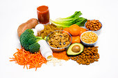 """""""A>AFoods rich in Folic Acid, also known as Vitamin B9, and Folates."""""""