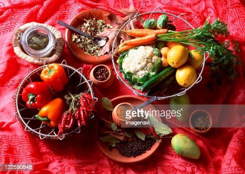 Foodstuffs : Stock Photo