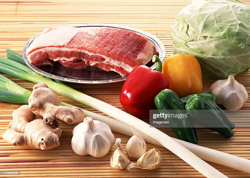 Foodstuffs : Stock Photo