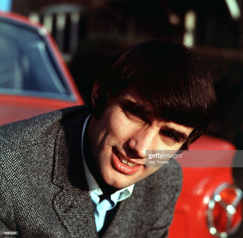 Football 1960 s A picture of George Best the legendary